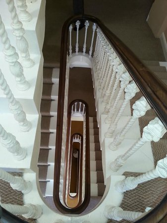 Grand Hotel Scarborough: Grand stairs