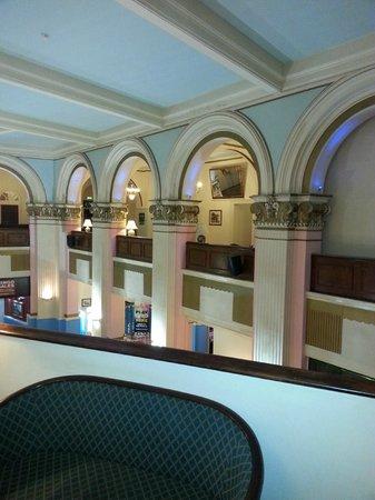 Grand Hotel Scarborough: Victorian grandeur