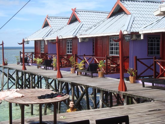 Billabong Scuba Homestay: the more expensive bungalows