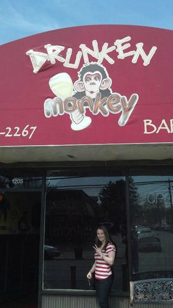 Drunken Monkey Bar & Grill