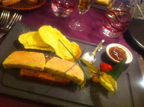 Le perigord Gourmand : duo de foie gras