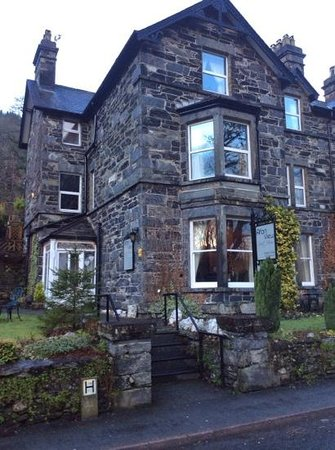 Afon View Guest House : Beautiful house