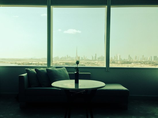 InterContinental Dubai Festival City: View from 18th floor