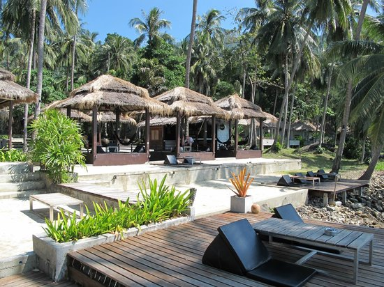 Paradise Cottage: bar