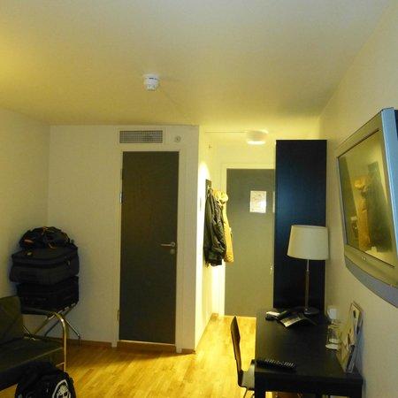 Thon Hotel Polar : twin room