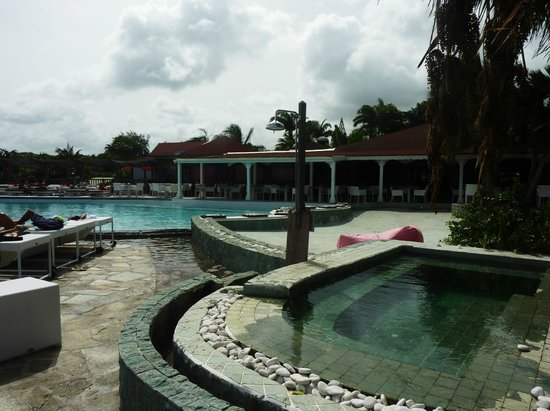 La Toubana Hotel & Spa: Piscine