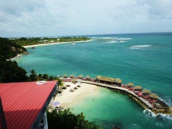 La Toubana Hotel & Spa: Salon panoramique