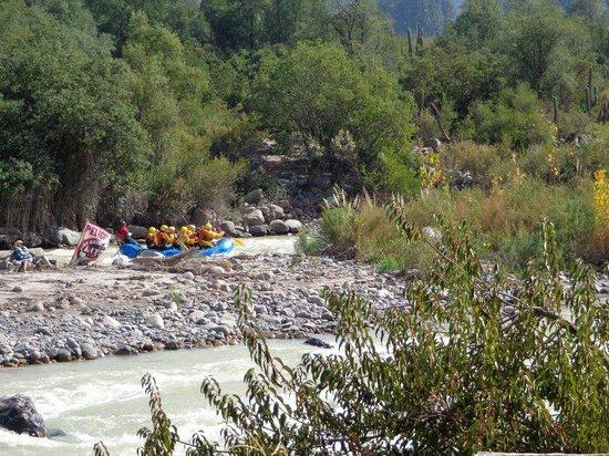 Cascada de las Animas: Aventura e lazer nota 10