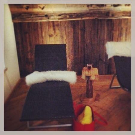 Alpstyle Hotel Albolina: zona wellness