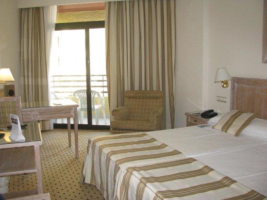 Melia Costa del Sol: Belle chambre avec balcon