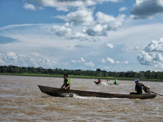 Amazonia Expeditions' Tahuayo Lodge: The Amazon!