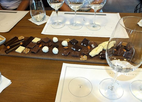 Uncorking Argentina Private Tours : Pulenta wine and chocolate pairing