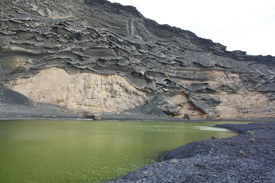 El Lago Verde : Это проделки ветра
