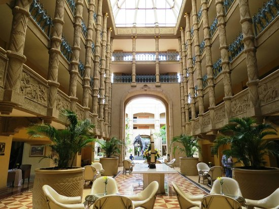 The Palace of the Lost City : Hotel