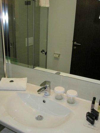 Hotel Meksiko: bagno