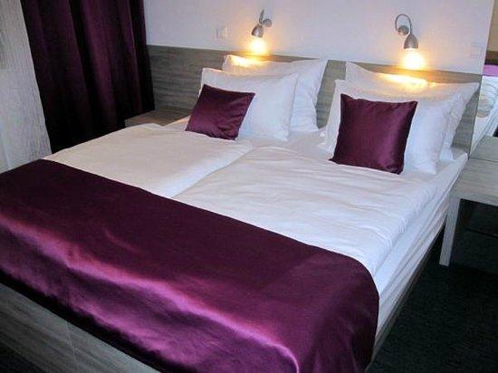 Hotel Meksiko : bedroom
