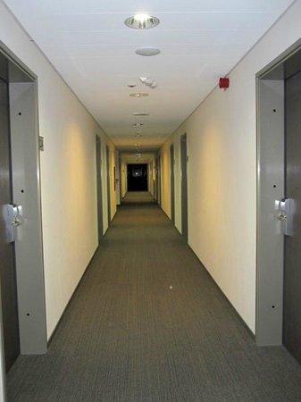 Hotel Meksiko : corridoio