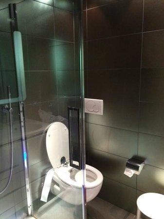 Hotel Aurora: Ванная