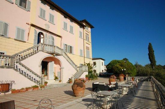 Villa Lecchi : The beautiful villa