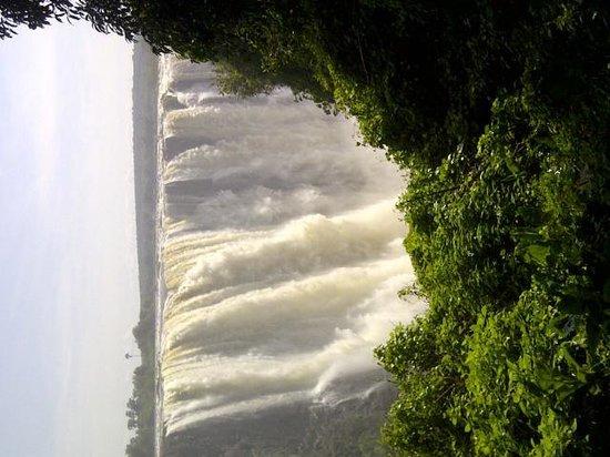 Mosi-oa-Tunya / Victoria Falls National Park: The main falls