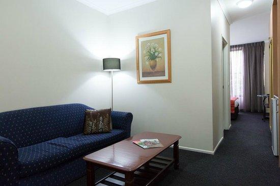 Barkly Motorlodge : Standard Room