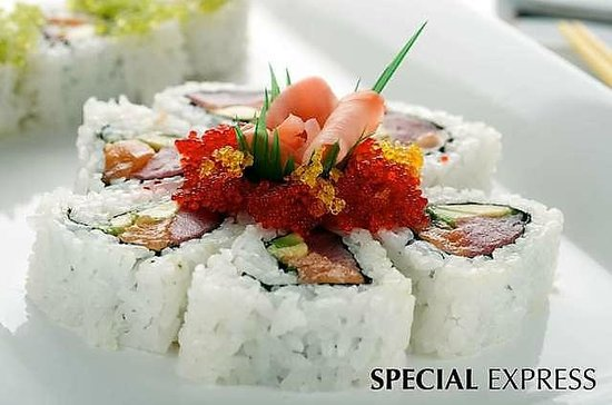 Sushi Express: Special Express Roll