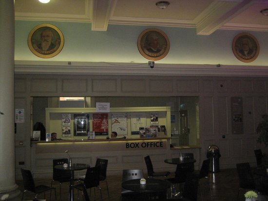 Ulster Hall: Box Office