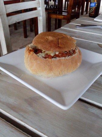 Cafe Karlita's: Sabroso !!!