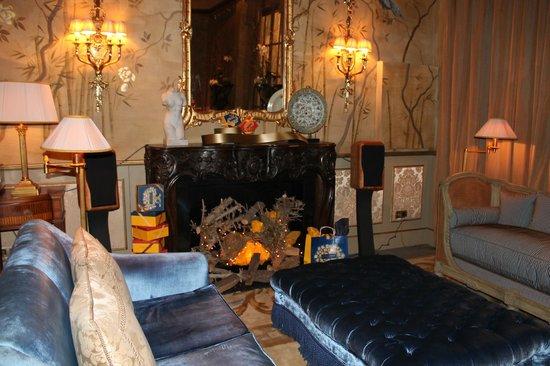 El Palace Hotel: Lobby El palace