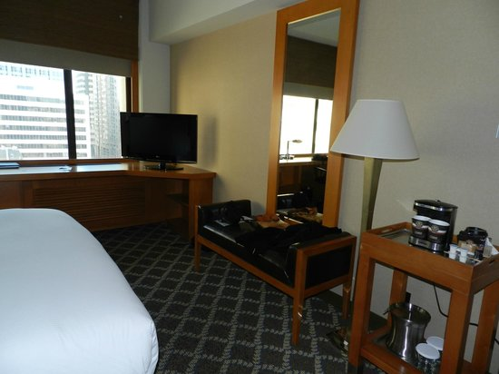 Hilton San Francisco Financial District : Stanza