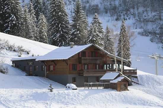 Le Chalet Chanterelle: getlstd_property_photo