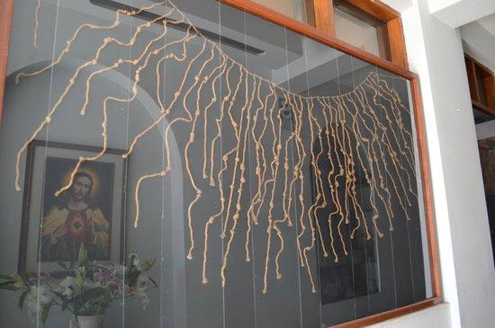 """Pacha Hotel Museo: """"Quipus"""":sistema mnemotécnico de los incas."""