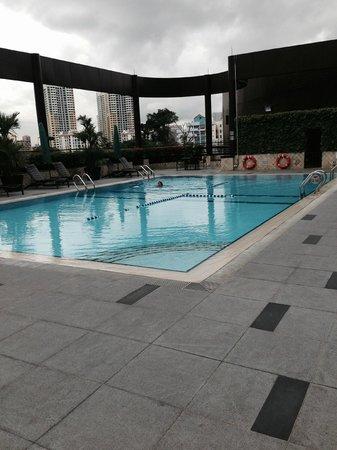 Holiday Inn Singapore Atrium: pool