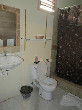 Rainforest Haven Inn : Bathroom