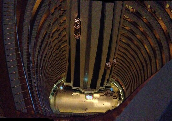 Holiday Inn Singapore Atrium: the lifts