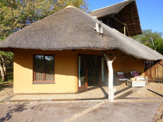 Mogalakwena River Lodge : Terrasse