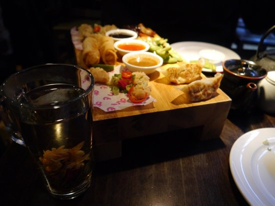 Dim T - West End: lunch sharing platter