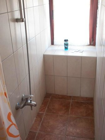 BASE Rooms : bagno