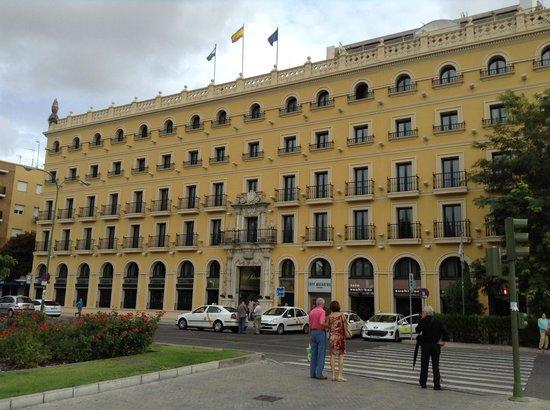 L'Hôtel Tryp Macarena Seville