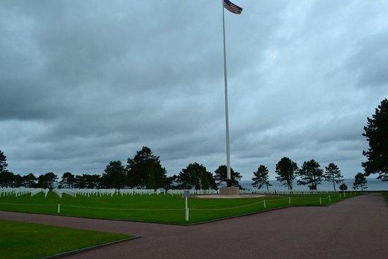 Monumento y Cementerio Estadounidense de Normandía: Normandy American Cemetary3