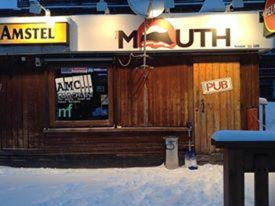 The Mouth Bar
