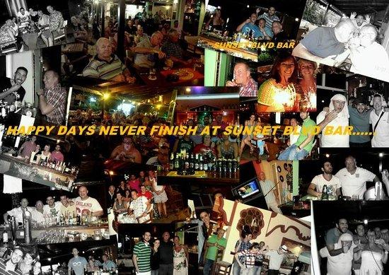 Sunset Blvd Bar
