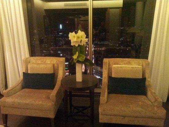Waldorf Astoria Berlin : Wohnbereich