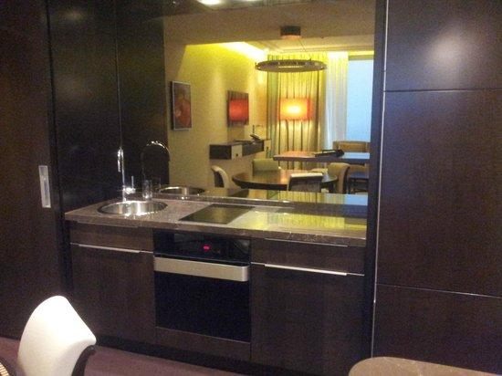 Waldorf Astoria Berlin: Küchenbereich