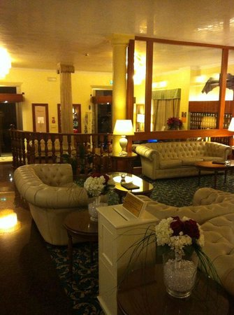 Hotel Athena: Hall dell'Hotel