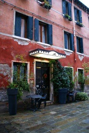 Albergo Marin : Fronte hotel
