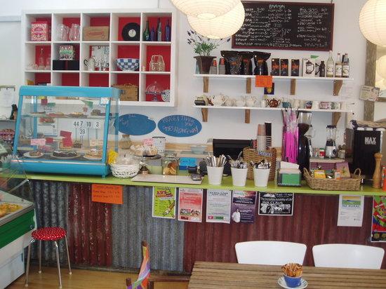 Cafe Blue: cafe