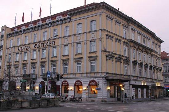 Hotel Das Weitzer: General view of hotel