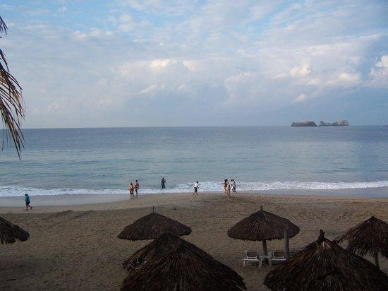 Holiday Inn Resort Ixtapa: view from the room
