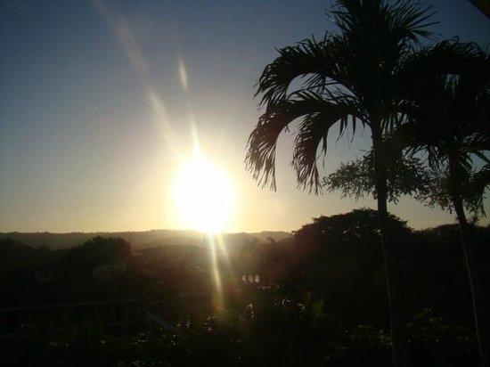Occidental Papagayo - Adults only: El amanecer desde la 802 y 803